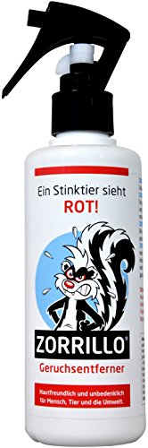 ZORRILLO Geruchsentferner (250 ml) von weber solutions Cologne